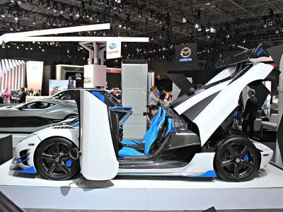 New York Auto Show Mega Photo Gallery