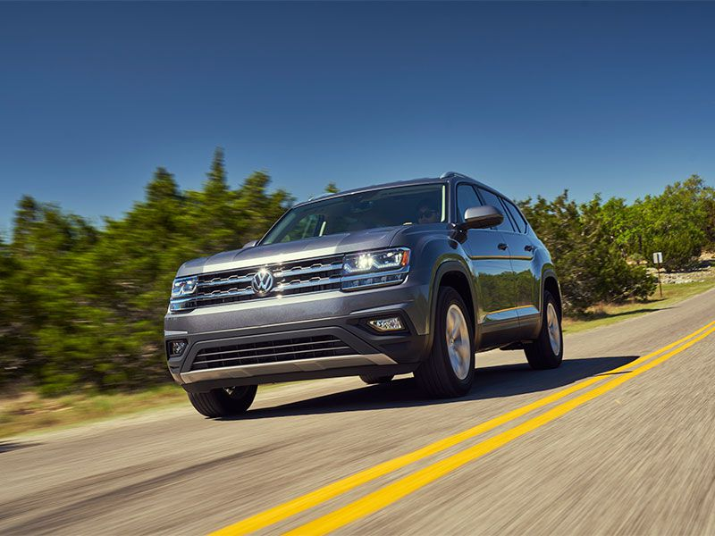 2018 Volkswagen Atlas Road Test and Review | Autobytel.com