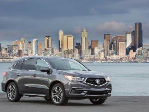 2017 Acura MDX Sport Hybrid Road Test and Review