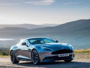 Aston Martin Tweaks Vanquish and Rapide S For 2015