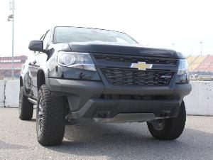 10 Things You Need to Know About the 2017 Chevrolet Colorado ZR2