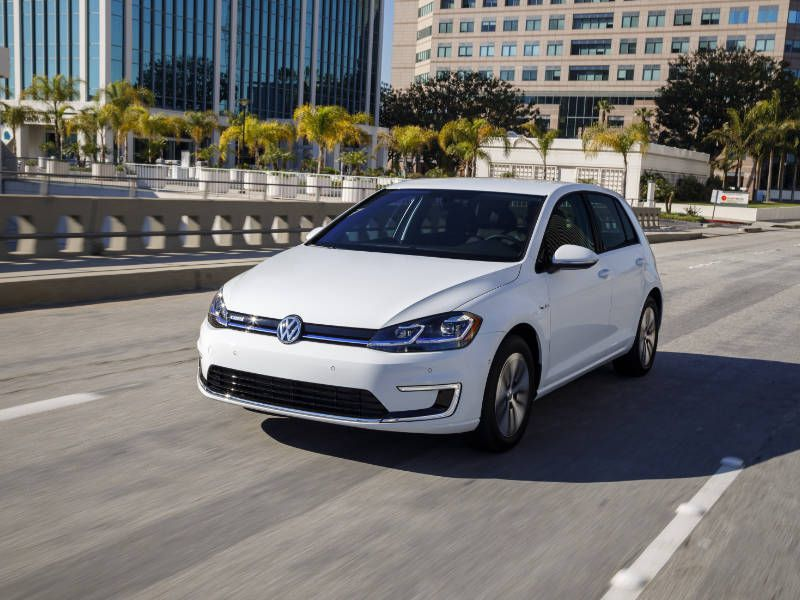 10 Things You Need To Know About The 2017 Volkswagen E