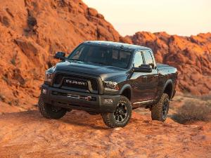 2017 RAM 2500 Power Wagon Road Test and Review