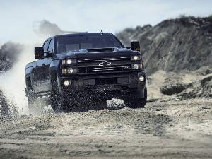 2017 Chevrolet Silverado 2500 HD Road Test and Review