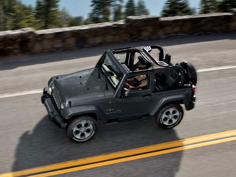 The Off Roader That S Also A Convertible