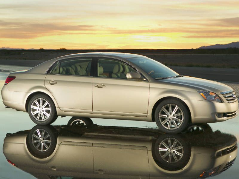 2008 2009 Toyota Avalon