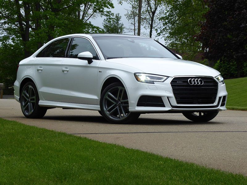 2017 audi a3 road test and review. Black Bedroom Furniture Sets. Home Design Ideas