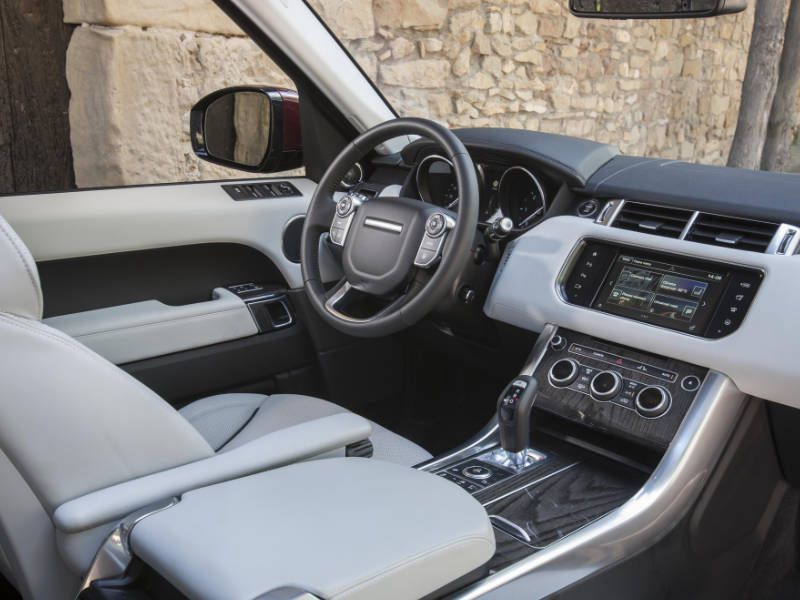 2017 range rover sport road test and review. Black Bedroom Furniture Sets. Home Design Ideas