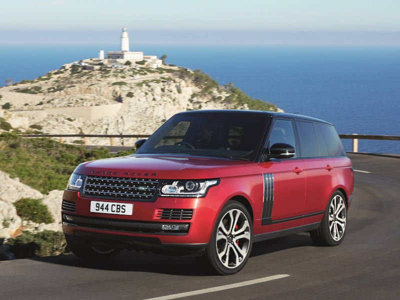 2017 Range Rover Road Test and Review