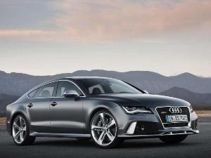 Audi Prices The 2014 RS 7