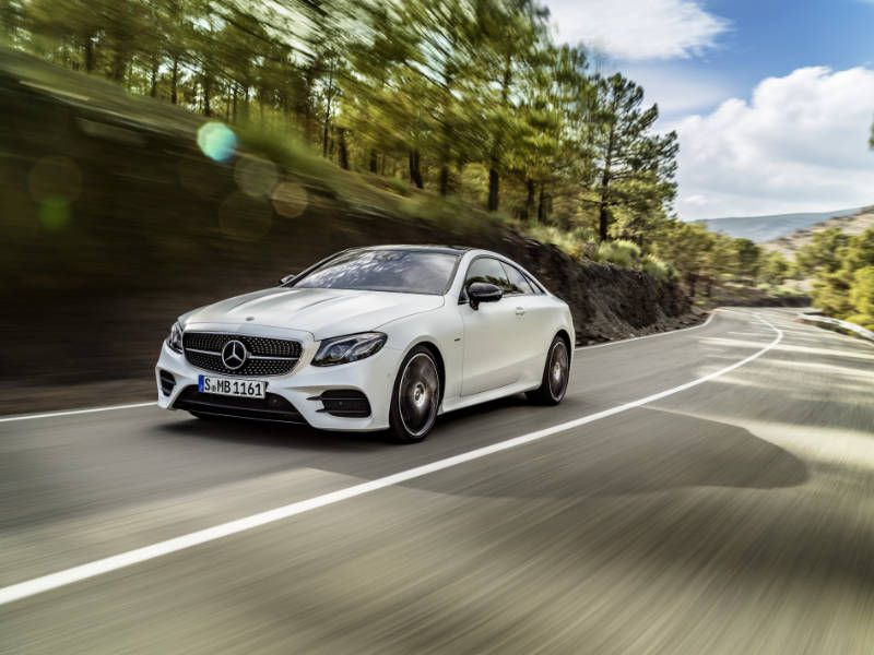 2018 Mercedes-Benz E400 Road Test and Review