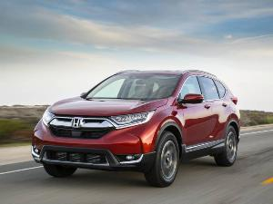 10 Things You Need to Know About the 2017 Honda CR-V