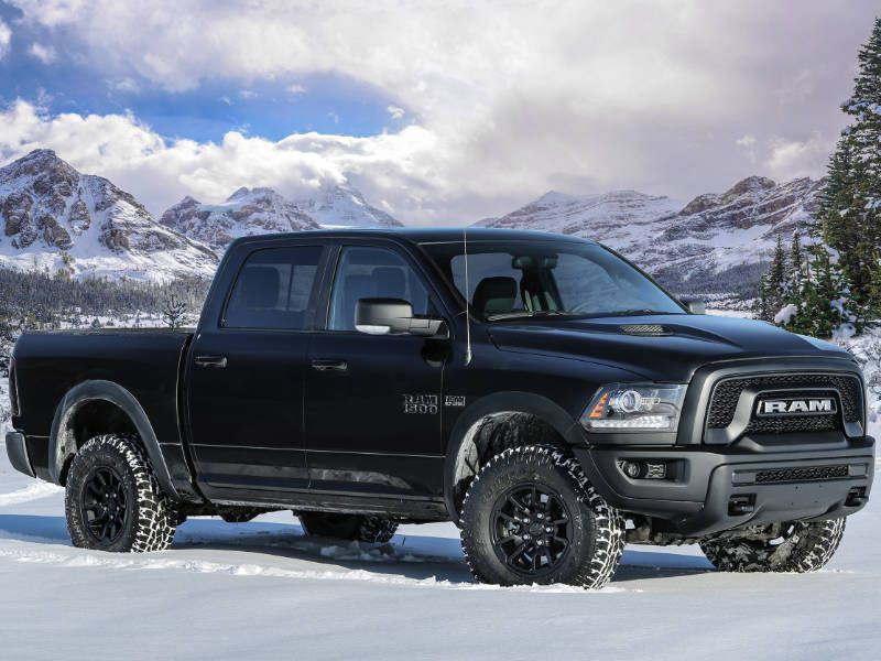 2017 RAM 1500 Road Test and Review