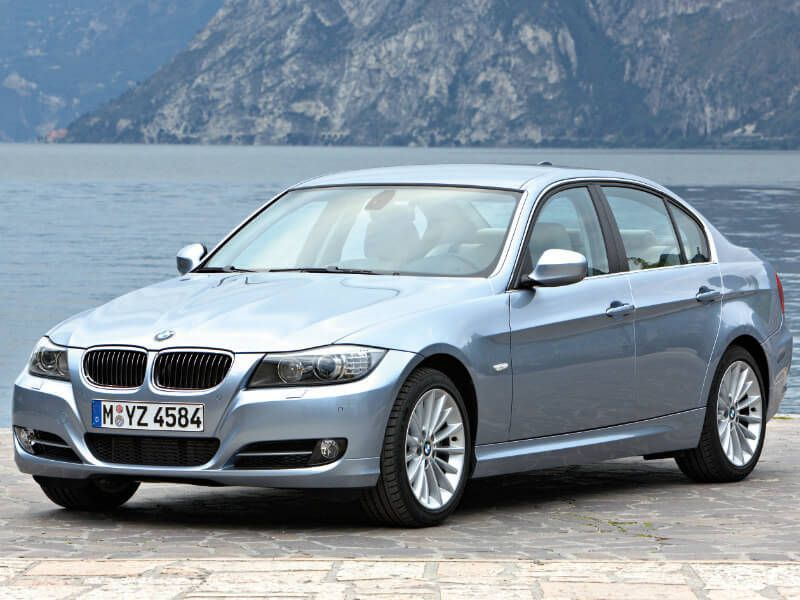 2009 BMW 3 Series quarter2