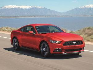 2017 Ford Mustang Road Test and Review