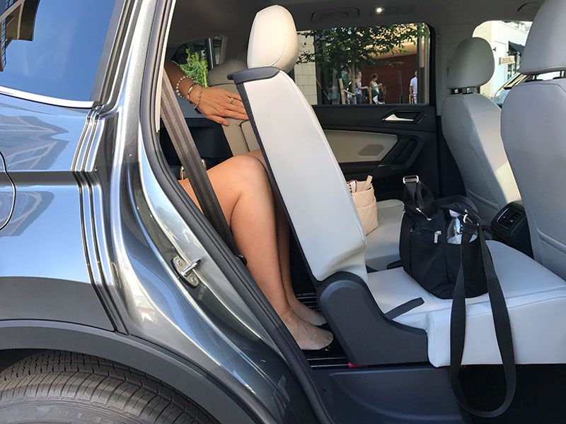 Cars With Third Row Seating
