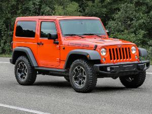 2017 Jeep Wrangler Road Test and Review