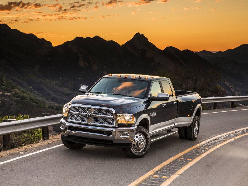 2017 RAM 3500 Road Test and Review