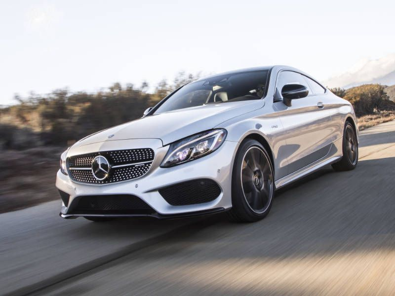 2017 Mercedes Benz Amg C43 Coupe 56 495