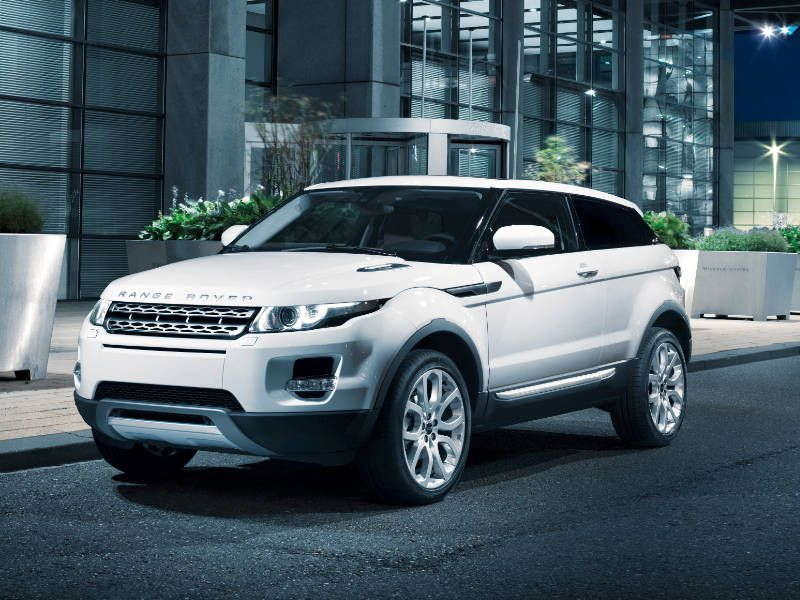 Perfect 4) 2017 Land Rover Range Rover Evoque Coupe