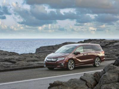 10 Minivans With The Most Cargo Space Autobytel Com