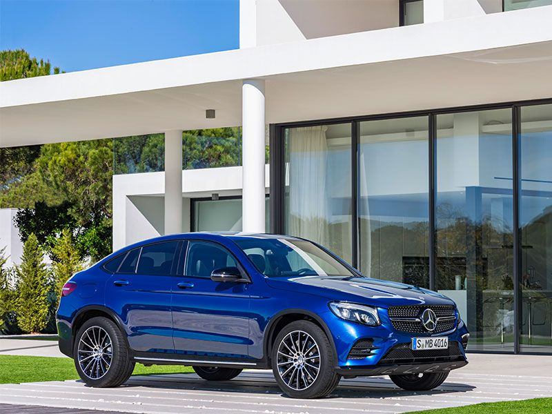 10 of the best looking suvs for Looking for a mercedes benz