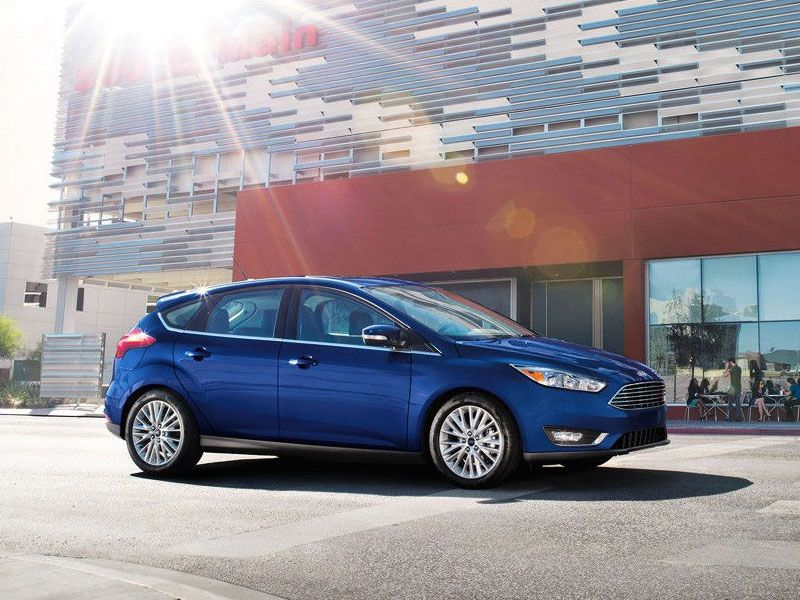 2017 Ford Focus Vs 2017 Toyota Corolla Which Is Best