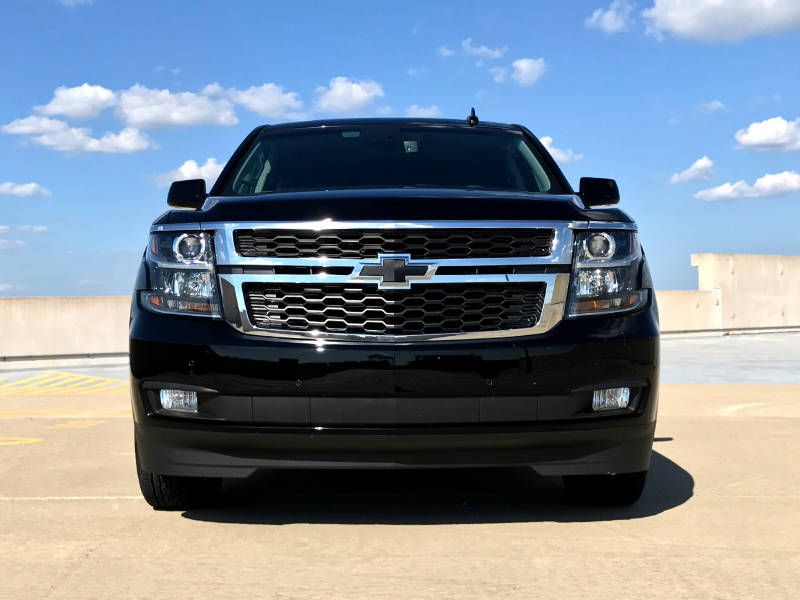 1 It Demands Your Attention The 2017 Chevrolet Tahoe