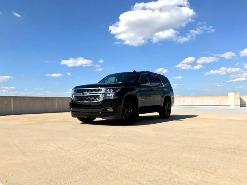2017 Chevrolet Tahoe Midnight Edition Road Test and Review