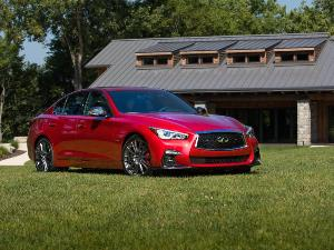 2018 Infiniti Q50 Road Test and Review