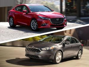 2017 Ford Focus vs. 2017 Mazda 3: Which is Best?