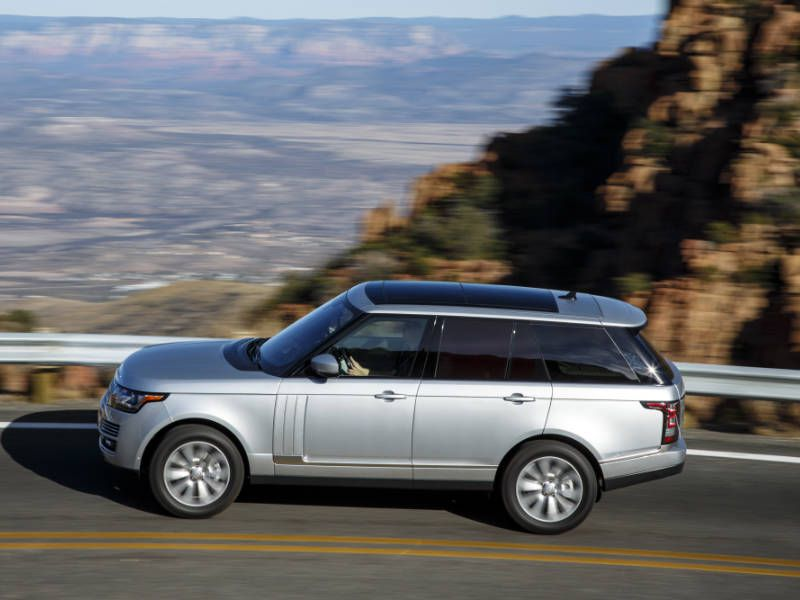 2017 Cadillac Escalade Vs 2017 Range Rover Which Is Best