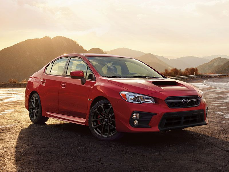 2018       Subaru       WRX    Road Test and Review   Autobytel