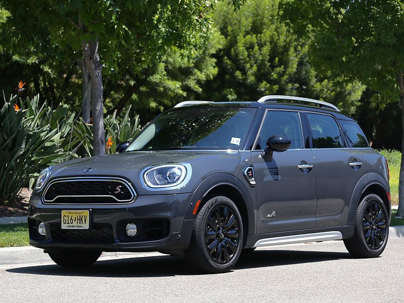 10 Things You Need to Know About the 2017 MINI Countryman