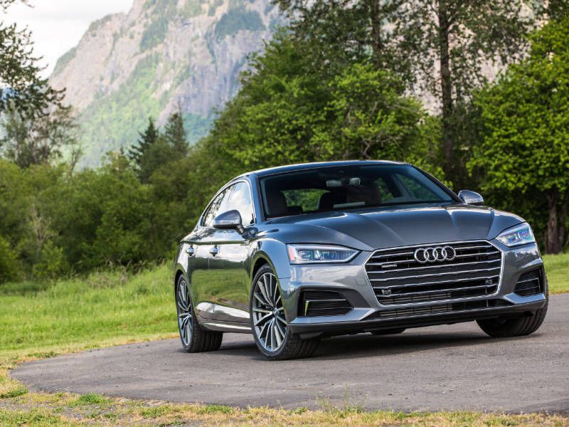 2018 Audi A5 Road Test and Review