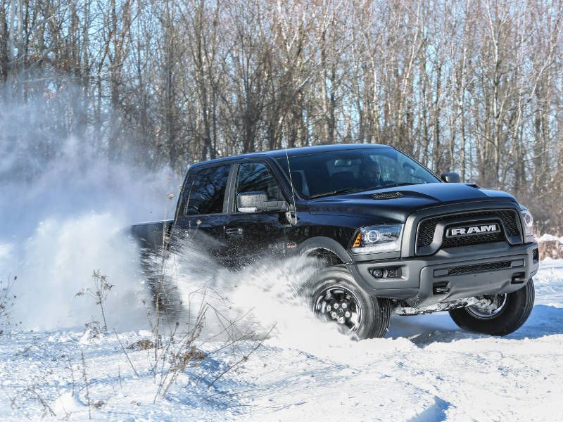 10 of the Best 4x4 Trucks for 2017