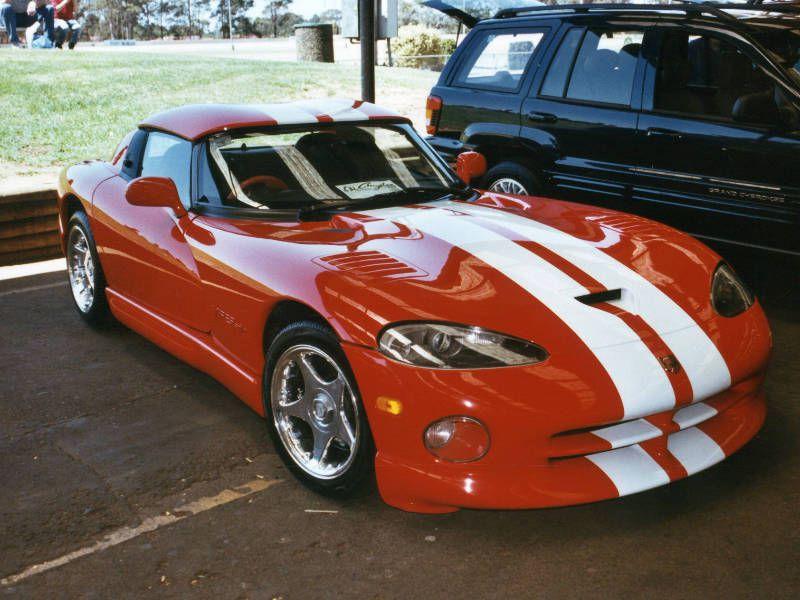 1993 Dodge Viper Rt 10