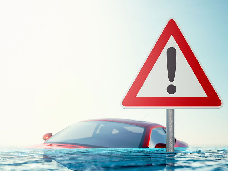 10 Things to Do if You have a Flood Damaged Car