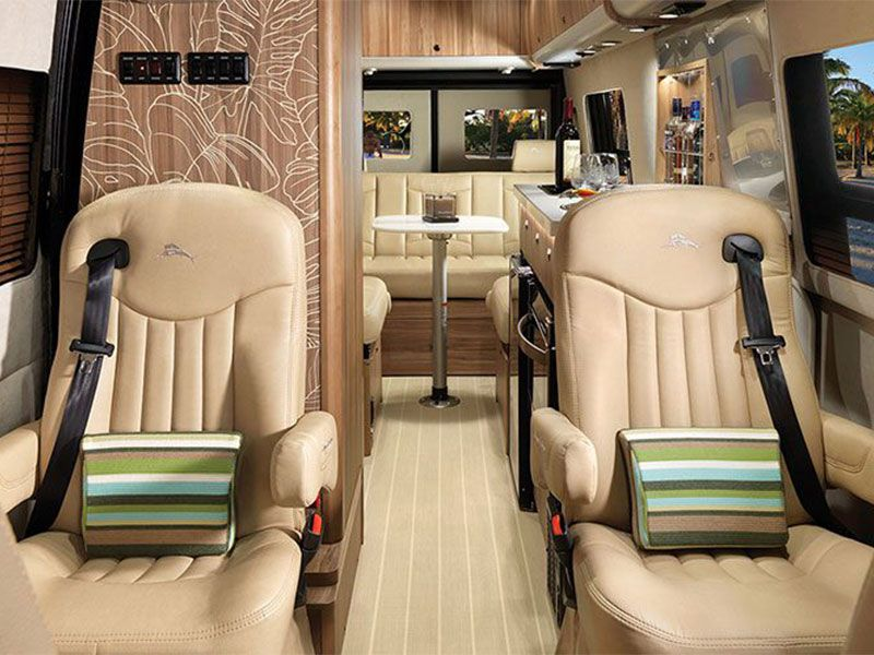 2017 Airstream Interstate Tommy Bahama Special Edition Touring Coach