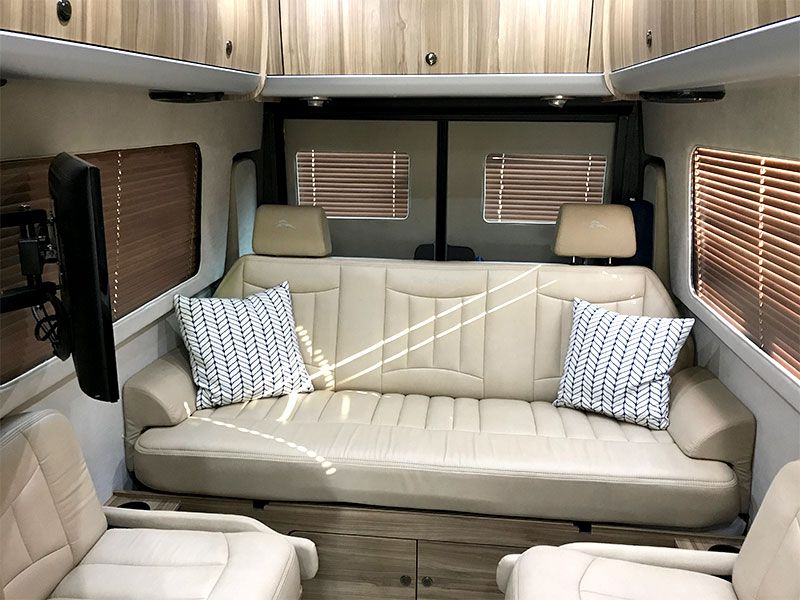 A Living Room On Wheels
