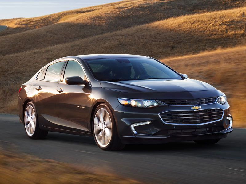 2017 chevrolet malibu hybrid road test and review. Black Bedroom Furniture Sets. Home Design Ideas