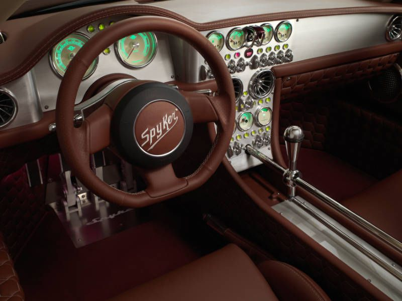 10 Best Sports Car Interiors