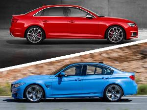 2017 Audi S4 vs. 2017 BMW M3: Which is Best?