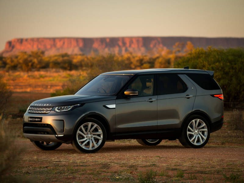 2018 Land Rover Discovery Road Test and Review