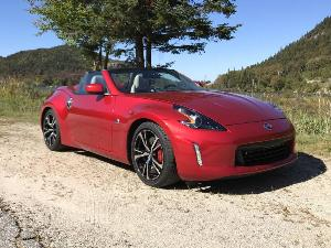 2018 Nissan 370Z Road Test and Review