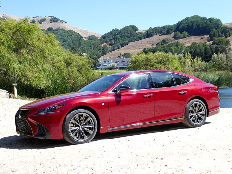 2018 Lexus LS Road Test & Review
