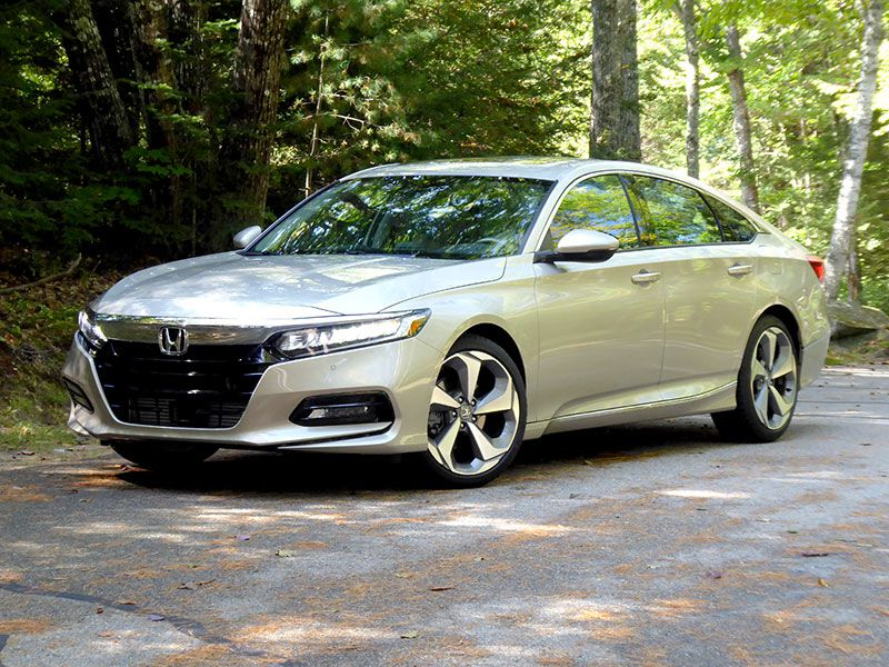 2018 Honda Accord Road Test and Review