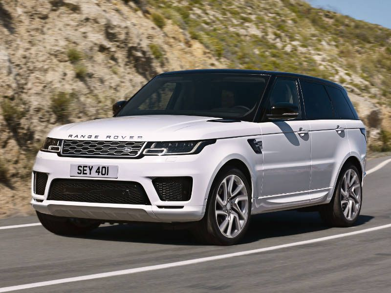 10 Reasons to Wait Until Summer 2018 for the Plug-In Hybrid Range Rover Sport