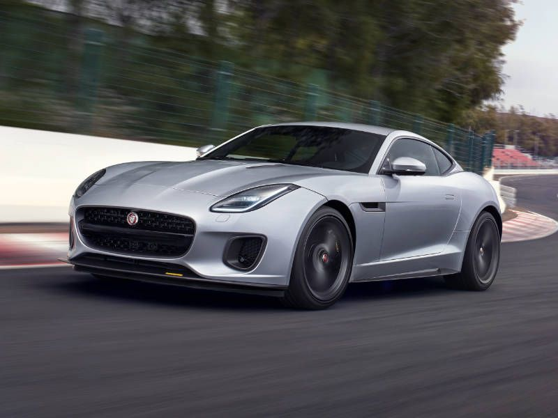 2018 Jaguar F-TYPE Coupe Road Test and Review