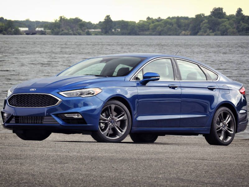 2018 Ford Fusion Sport Road Test And Review